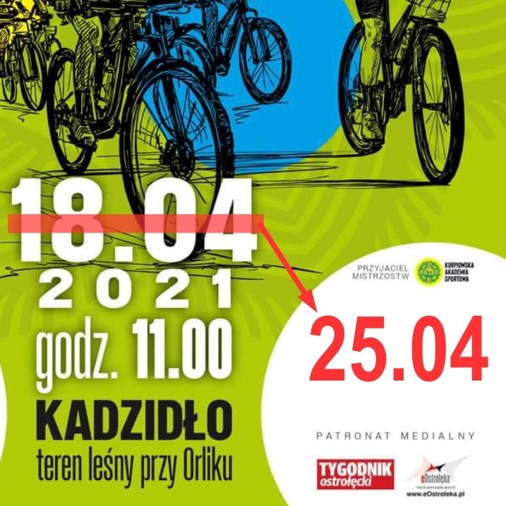 """""""Kadzidło"""" przenosimy na 25.04.2021!"""