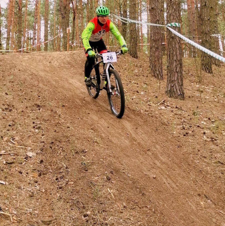 Trening majówkowy na Rower Park Kadzidło