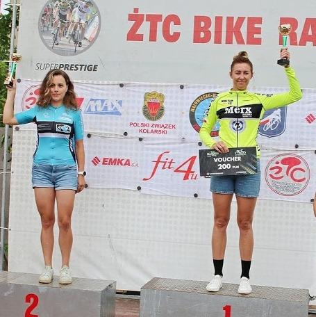 Justyna Marcinkowska na podium w MM